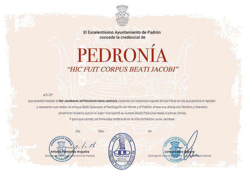 Pedronía