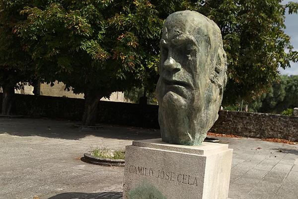 Busto de Camilo José Cela