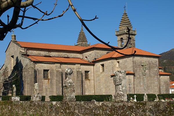 Igrexa de Santa María a Maior de Iria Flavia
