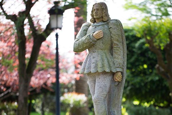 Monumento a Macías O Namorado