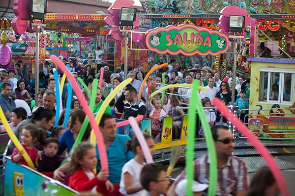 Festas, feiras e eventos