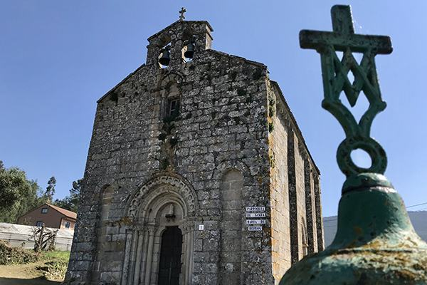 Iglesia de la Santa María de Herbón