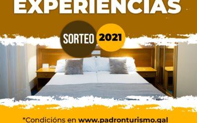 Sorteo: Padrón Experiencias 2021
