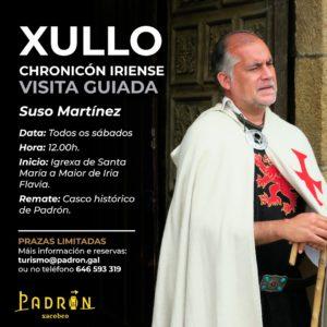 'Chronicón Iriense' Visita guiada