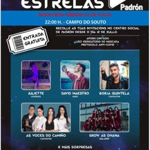"""Gala musical """"Galicia, Camiño das Estrelas"""""""