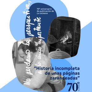 """Exposición """"La Colmena. Historia dunhas páxinas zarandeadas"""""""