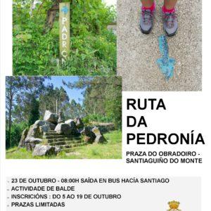 Ruta da Pedronía